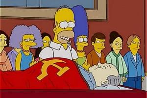 Homer Visits Mao