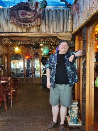 J in Tiki Restaurant